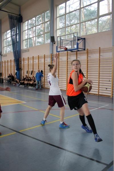 Rzeszowska koszykarka, Julia Bazan jedzie na mistrzostwa