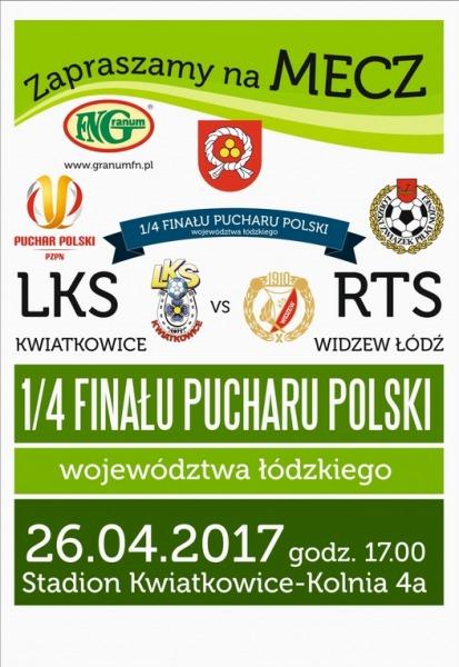 Zaproszenie Na Mecz 14 Finału Pucharu Polski łaskonlinepl
